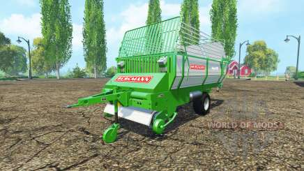 BERGMANN Forage 2500 para Farming Simulator 2015