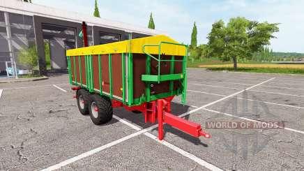 Kroger TKD 302 overload v1.0.3 para Farming Simulator 2017