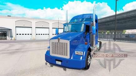 Kenworth T800 v0.5.4 para American Truck Simulator