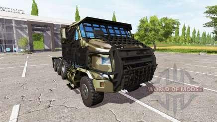 Oshkosh HET (M1070) armored para Farming Simulator 2017