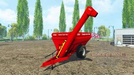 Jan Tanker Fast 19.000 para Farming Simulator 2015