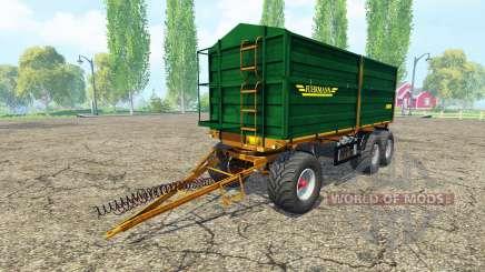 Fuhrmann FF para Farming Simulator 2015