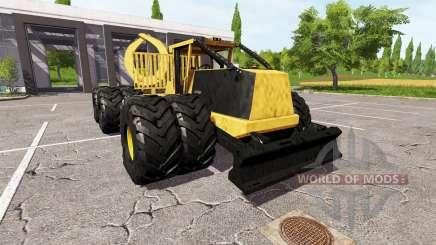 Tigercat 635E v2.0 para Farming Simulator 2017