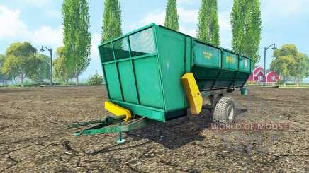 KRF 10 v1.1 para Farming Simulator 2015