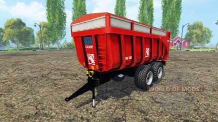 Gilibert BG 140 para Farming Simulator 2015