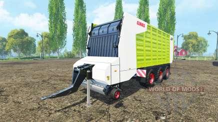 CLAAS Cargos 9600 para Farming Simulator 2015