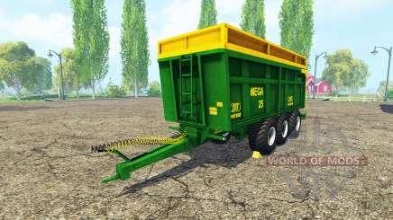 ZDT Mega 25 v2.2 para Farming Simulator 2015
