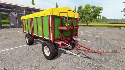 Strautmann SZK 1802-H para Farming Simulator 2017