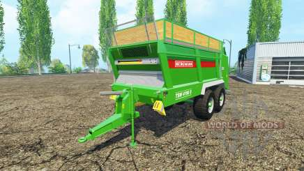 BERGMANN TSW 4190 S v1.1 para Farming Simulator 2015
