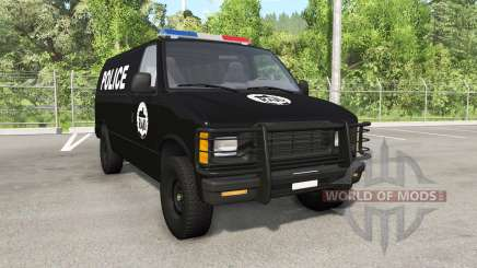 Gavril H-Series Police Nationale v1.5 para BeamNG Drive