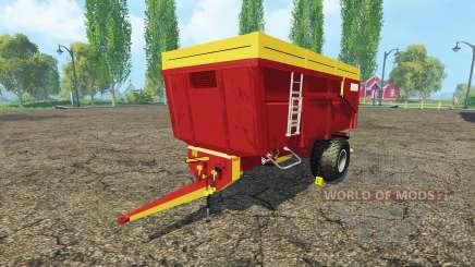 Dezeure D10T v1.1 para Farming Simulator 2015
