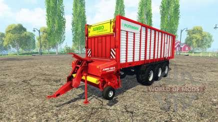 POTTINGER Jumbo 10010 para Farming Simulator 2015