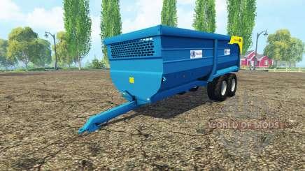 El remolque de camión de Kane para Farming Simulator 2015