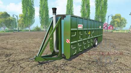 Kotte Garant FRC roof para Farming Simulator 2015