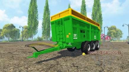 ZDT Mega 25 v4.0 para Farming Simulator 2015