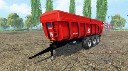 Gilibert 2400 Pro para Farming Simulator 2015