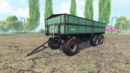 Mengele DR 75 para Farming Simulator 2015