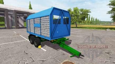 ZDT SP27 para Farming Simulator 2017