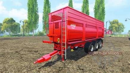 Krampe BBS 900 farbwahl v2.0 para Farming Simulator 2015