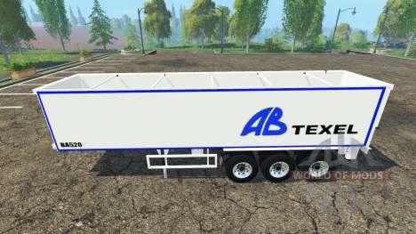 Kroger Agroliner SRB3-35 para Farming Simulator 2015