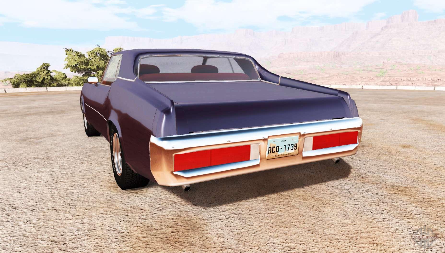 mercury cougar 1973 para beamng drive. Black Bedroom Furniture Sets. Home Design Ideas