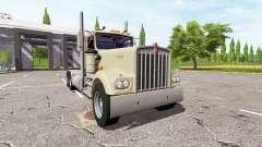 Kenworth W900A