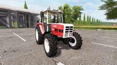 Steyr 8080A Turbo SK2 v2.0 para Farming Simulator 2017