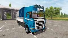 Scania R730 tandem v1.1