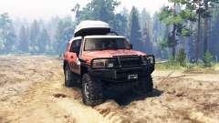 Toyota FJ Cruiser Expedición