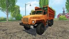 Ural 5557 agrícola apodo de el