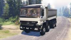 Mercedes-Benz Actros (MP2) 8x8 v0.9