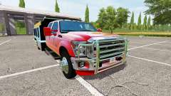 Ford F-350 Super Duty dump