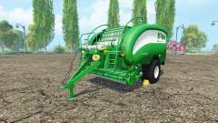 McHale Fusion 3 para Farming Simulator 2015