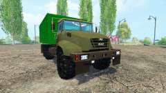 El KrAZ B18.1