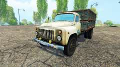 GAZ 53 gris