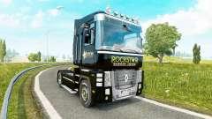 Rockstar Energy piel para Renault Magnum tractor