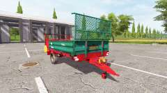 Warfama N227 para Farming Simulator 2017