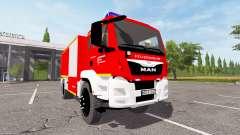 MAN TGS 18.480 Feuerwehr