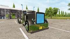 Peterbilt 388 custom para Farming Simulator 2017