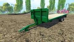Zaccaria para Farming Simulator 2015