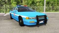 Gavril Grand Marshall state patrol