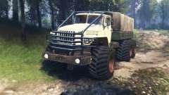 Ural 4320-10 de Tunguska v3.0