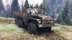Ural 4320 v8.0 para Spin Tires