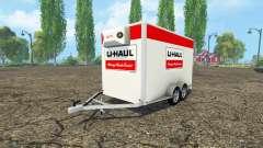 Trailer De U-Haul para Farming Simulator 2015