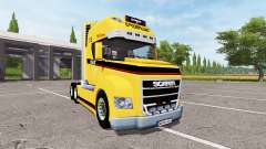 Scania Stax Caterpillar