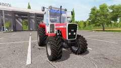 Massey Ferguson 698T para Farming Simulator 2017