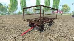 Sinofsky remolque de tractor