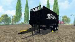 Fliegl ASW 268 black pantera