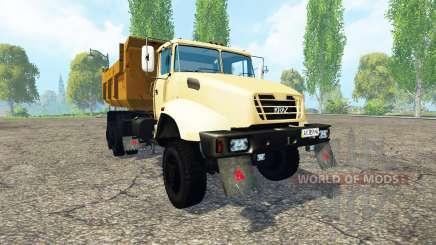 Kraz C18.1 para Farming Simulator 2015