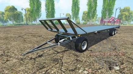 Fliegl DPW 180 autoload para Farming Simulator 2015